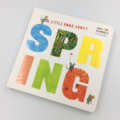 A LITTLE BOOK ABOUT「SPRING」